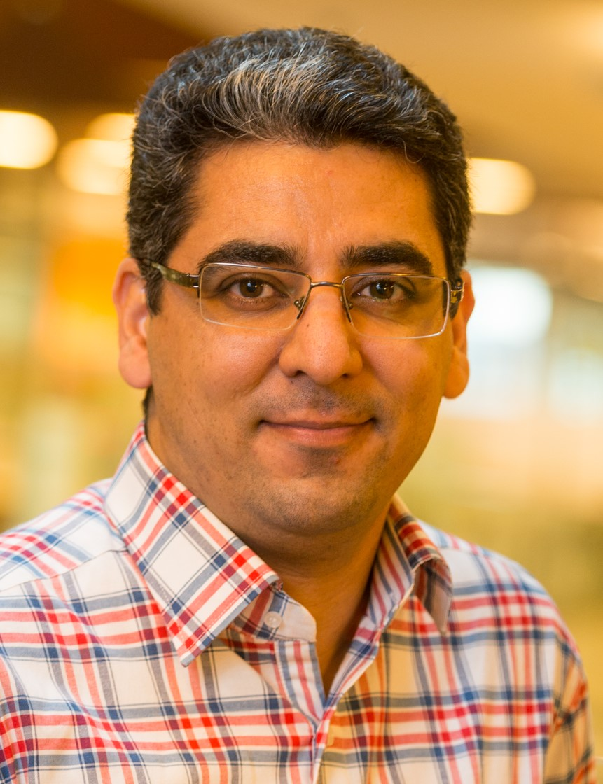 Dr Mohsen Naderpour - The 2019 UTS Vice-Chancellor's Learning and Teaching Awards winner for the Individual Teaching Award